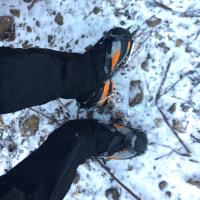 第十八回 両神山登山 本年度登り納め