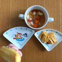 今日の離乳食(昼御飯)【169日目】