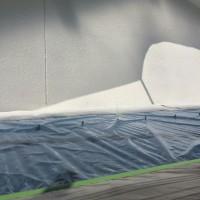 壁の塗替え