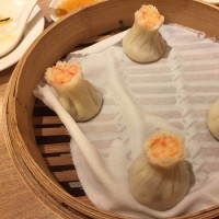 初めての台湾旅行_グルメ編(台北ティンタイフォン_小籠包と上海点心の夕食)
