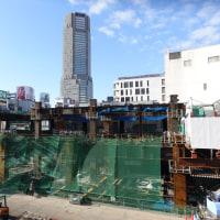 渋谷駅の今 2017