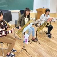 合奏研究の授業