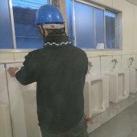 倉敷市内で某工場さんの各所トイレ改修工事も順調に進行中