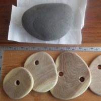 隕石とキハダ