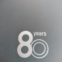 80周年の記念品