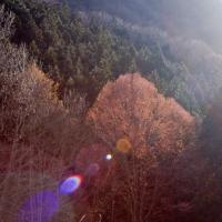 2017.04.20の長老湖と滑津大滝