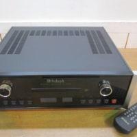 「マッキントッシュ SACDプレーヤー MCD301 mcIntosh」買取させていただきました。