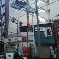 団子坂下交差点