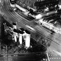 梅田夜の街