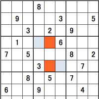 数独:朝日新聞2014年8月23日の第6問★★★★★