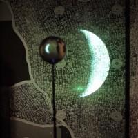 目黒雅叙園「和のあかり×百段階段」展 Ai AF Nikkor 35mm f/2D×マイクロフォーサーズ機