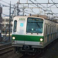 2017年3月29日 小田急  柿生  東京メトロ 6022F  準急