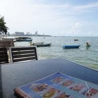 2016年 訪タイ Vol.8 パタヤビーチで旨い魚介類を食す
