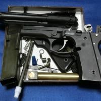 デジコン M92F 分解清掃