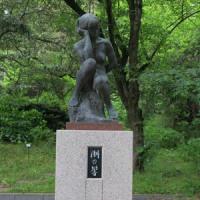 卯辰山「碑(いしずえ)」巡り ①