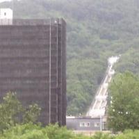 学園前駅から石山まで徒歩往復15ラスト