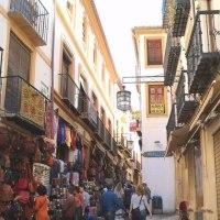今日の写真【スペイン、グラナダの写真 vol.1 街並み、カフェ、サンニコラス展望台】