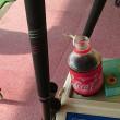 早朝から コーラが美味い・