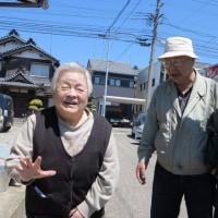 あわら市議選、山川ともいちろう市議の事務所開き。福井市で共謀罪反対、ピースふくいの宣伝活動