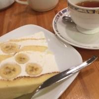 紅茶専門店ケニヤンにて