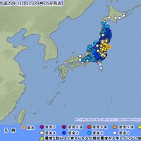 東京五輪は中止に! けさ福島沖地震M7.4の衝撃