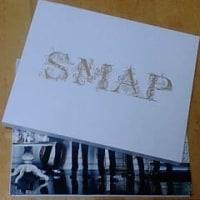 SMAP25周年記念品☆