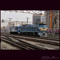 2011年12月 ・ EF6635 梅田貨物