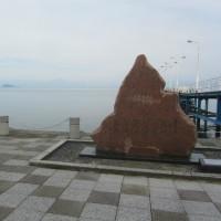 『琵琶湖周航の歌』をめぐる6 三番「今津港」