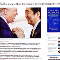 究極の追随外交 日米首脳会談の危険① へつらい 米で厳しい目
