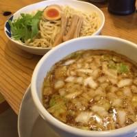 味噌カリーつけ麺(=^・^=)