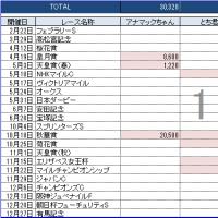 さるぼぼちゃんがジャパンカップ当たったので中間発表するお(`・ω・´)