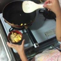 長女のお料理