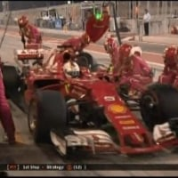 F1 GRAND PRIX 2017 ROUND 3 BAHRAIN