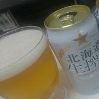 2本目のビール。
