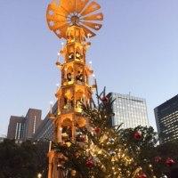 日比谷公園の東京クリスマスマーケット🎄