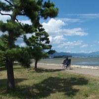 Kennyのぶらりカメラを提げて:湖岸散策路