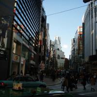 山手線渋谷駅(神南一丁目 公園通り)