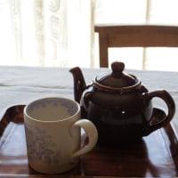 お茶のひととき