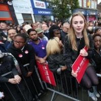 若者が支える安倍政治とEU離脱ショック後のイギリスの若者①