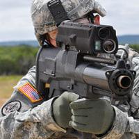 強力なグレネードランチャーXM25が実戦で使用される