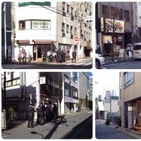 東京でのランチは立食い蕎麦になるか  @さだはる