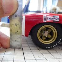 Ferrari312P修理 Ver.3