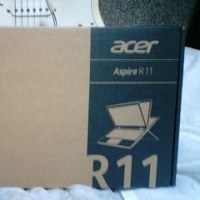 Acer、AspireR11/R3-131T-A14N/W購入っ!><