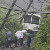 台風9号 日高地方へ再上陸 !!