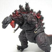 S.H.MonsterArts ゴジラ(2016)