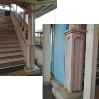 JR江津駅の跨線橋