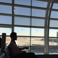空港でのラッキー