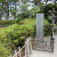 法隆寺子規の句碑(写真)