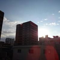 今日の私は713 【10月25日の博多の朝です。】