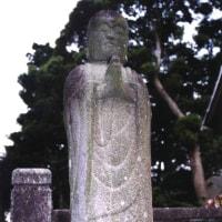 天地山永福寺の石仏